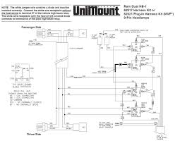Western Unimount Plow Lights Western Snow Plow Light Wiring Diagram Wiring Schematic