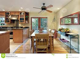 Kitchen Eating Area Eating Area Of Kitchen Stock Photography Image 21076812