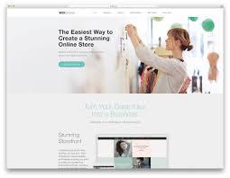 Web Design For Builders 22 Fashion Website Builders For Brands Designers 2019