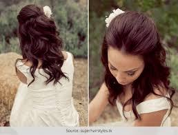 half up half down hairstyles wedding. top 4 half up down wedding hairstyles . w