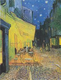 settings of famous paintings arles van gogh