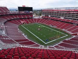 Levis Stadium Section 403 Seat Views Seatgeek