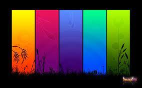 Rainbow Colours By Leyah Lee plein Hd ...