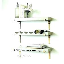 Lucite Floating Shelves Gorgeous Lucite Floating Shelves Lucite Floating Wall Shelves Frothme