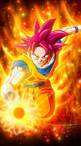 Super Saiyan Goku Dragon Ball Super ...