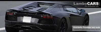 aventador roadster matte black. aventador roadster test mule captured again heading matte black