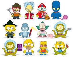 2013 Kidrobot Simpsons Treehouse Of Horror Checklist, Info, Odds, More