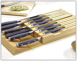 knife storage solutions for your kitchen view larger