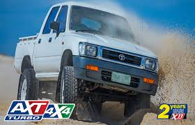 Toyota 3L Hilux TURBO KIT (Vertical Air Entry) - AXT Turbo
