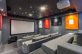 cinema room furniture. Small Home Theater Design Room Furniture Setup For Best Leather Sectional Sofa Movie Ideas Cinema