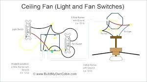 fan light switch wiring wiring a ceiling fan with light with one switch wiring a ceiling