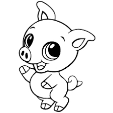 Small Picture coloring page pig 100 images top 15 free printable peppa pig