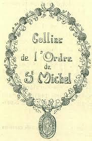 """Résultat de recherche d'images pour """"ordre de saint Michel"""""""