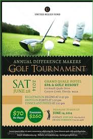Golf Tournament Flyer Templates Onlinedegreebrowse Com