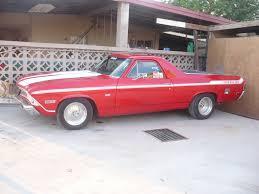 jairpina1 1968 Chevrolet El Camino Specs, Photos, Modification ...