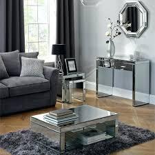 mirrored furniture living room venetian mirrored living room collection cheap mirrored living room furniture