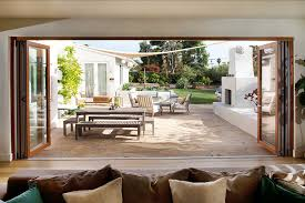 solana beach ca bifold glass patio doors