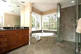 corner tub ideas bathroom whirlpool tub shower combo contemporary corner tub shower bathroom decorating ideas apartment corner tub ideas