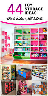 furniture toy storage. 44 Toy Storage Ideas To Contain The Clutter Furniture O