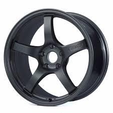 Gram Lights 57dr Wheel 18x9 5 12 5x114 3 Gunblue 2