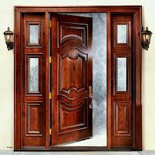 posite swing interior wood panel door design also wooden