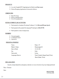 Biodata Resume Simple Biodata Format In Pdf Resume Pdf Download