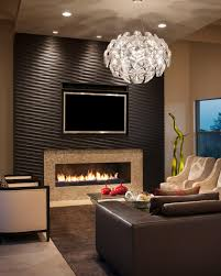 accent walls livingm fireplace off white green ideas yellow wallpaper blue wall design dark grey living