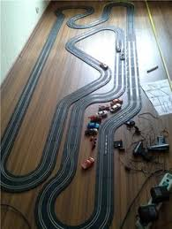 common track styles graphic general slot car racing slotblog track ideas