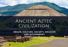 ancient aztec public works ancient aztec civilization facts origins history culture and society