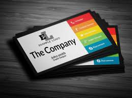 Business Card Best Design 2018 Business Card Examples Business Card Tips