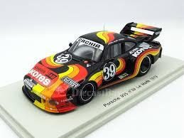 Spark S2080 1/43 Porsche 935 #39 15th 24 Hours of Le Mans 1979 Gr.5 +2