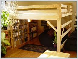 queen size loft bed with desk Full Size Loft Beds With Desk Underneath   Bedding Set : Home Design