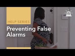 Troubleshooting - Preventing False Alarms
