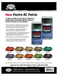 Pactra Paint Chart Hobby Haven Malaysia Blog 06 September 2009