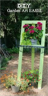 garden art projects. Garden Art Projects For Kids Inspirational Diy Easel