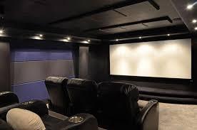 the avs forum home theater of the month is kevin childs the hodor theater more avs award winning theaters use a seymour screen than any other brand