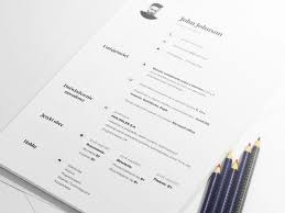 Modern Necessary Components Of A Resume The Essential Elements Of Creative Resume Design