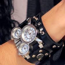watch band leather watch strap leather watchband steampunk watch