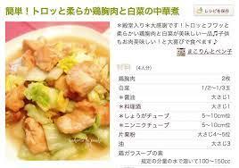 白菜 レシピ 人気 1000