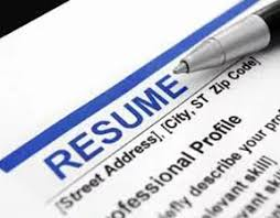 Professional Resume Writing and Review Services