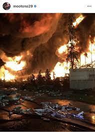 โตโน่ เป็นห่วงแม่ บ้านเสียหาย อยู่ห่างไฟไหม้โรงงานกิ่งแก้ว 600 เมตร