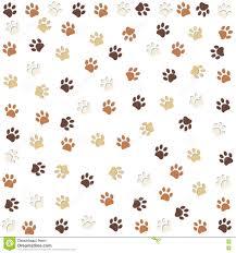 Paw Print Pattern Best Decorating