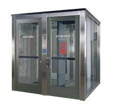 entrance control protection for employee and customer safety