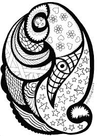 Small Picture free original doodle art coloring pages Gianfredanet