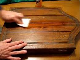 renovating old furniture. Restore Filthy Antique Wood And Furniture Fast Simple Renovating Old