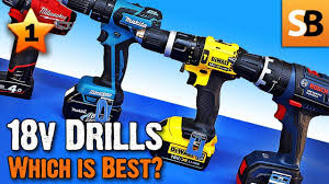 18v Cordless Drill Review 5 Best Drills Tested
