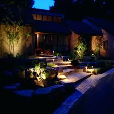 led outdoor landscape lighting fixtures