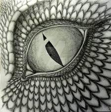 Dragon Eye Tattoo Sketch By Scura On Deviantart