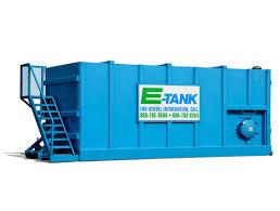 Mini Frac Tank E Tank