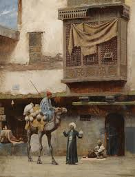 s flic kr p xnho5y charles sprague pearce pottery er in old cairo sotheby s london oil on canvas 41 x 32 cm